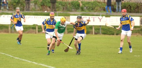 St Gabriels and Emmetts in hurling final