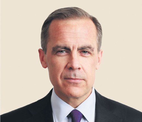 Slow construction figures drag down growth rate - Mark Carney