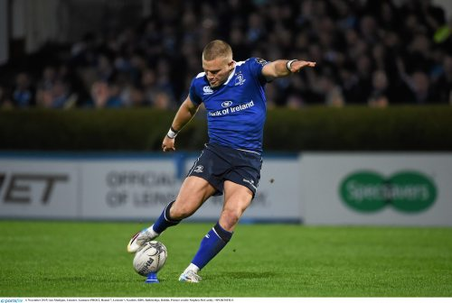 Ian Madigan to leave Leinster