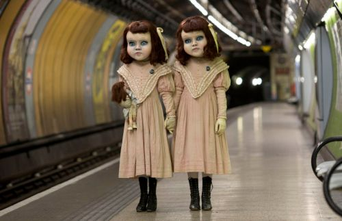 What did we do to deserve this - Creepy dolls in london