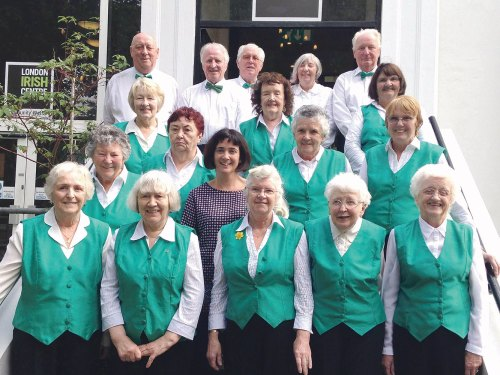 Irish-Elders-Choir -Irish culture for all ages, from 7 to 90