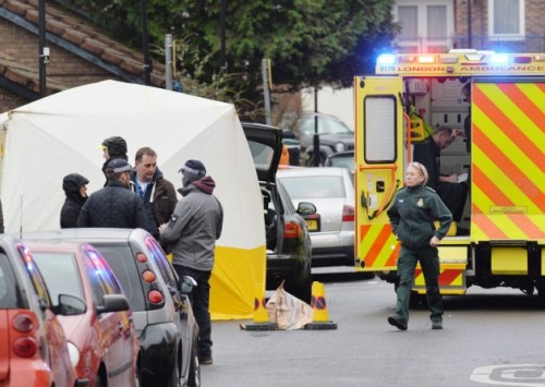 Man dead after being shot by police in Wood Green