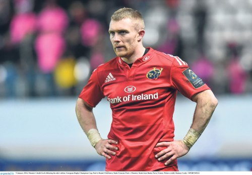 Munster stumble to defeat as foley considers his position