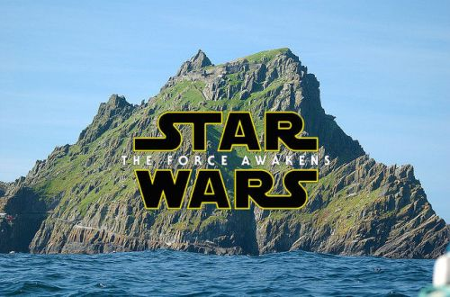 WATCH: Skellig Michael far far away again?