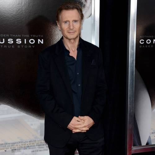 Liam Neeson: 'Natasha took singing lessons for our wedding'