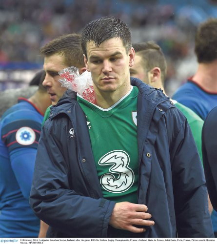 Ireland fail to turn dominance into points