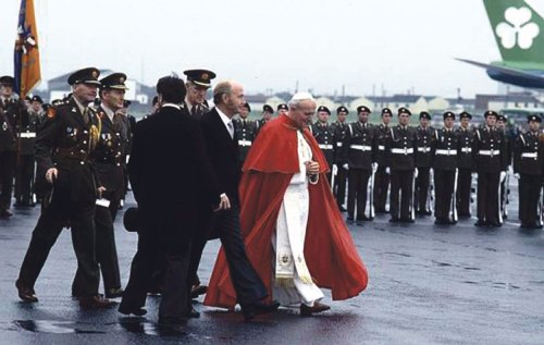 The man who was John Paul