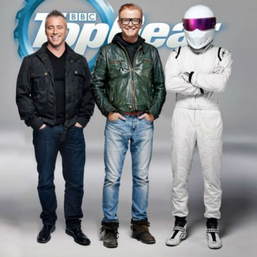 'Lifelong petrolhead' Matt LeBlanc to present Top Gear