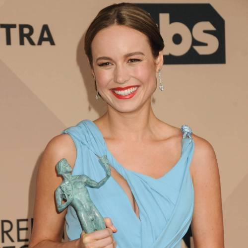 Brie Larson: 'Extreme weightlifting was part of my Room prep'