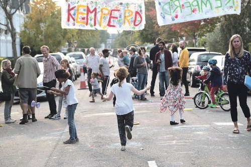 Brent to make it easier for kids to play on street