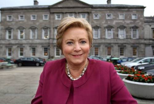 Minister for Justice and Equality, Frances Fitzgerald, T.D., will travel to London this weekend to begin a St. Patrick's visit