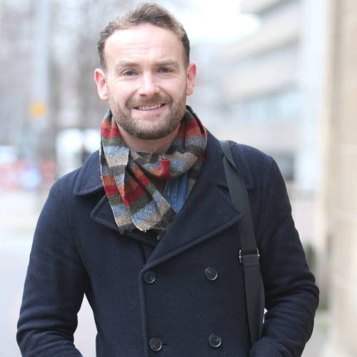 Kevin Simm: 'There was no guarantee of success on The Voice'