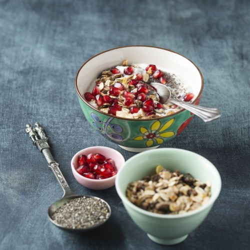 How to cut calories from your daily bowl of cereal