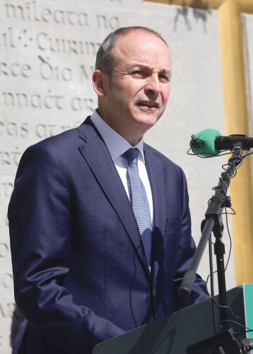 Micheál Martin urges public to pay water charges