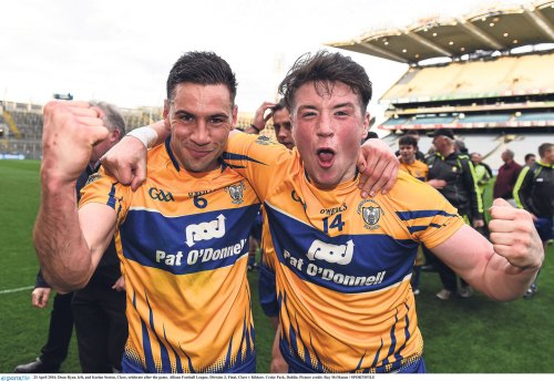 Spirited Clare upstage shell-shocked Kildare
