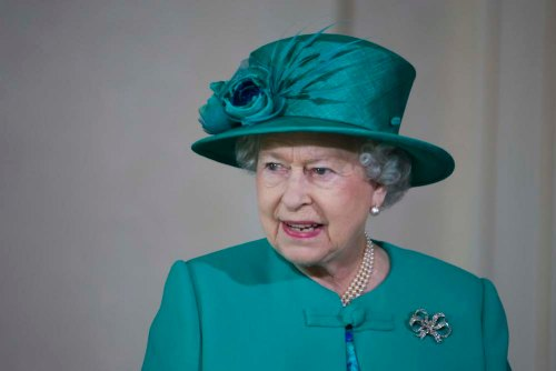 Queen responds to student's request to 'give back six counties'