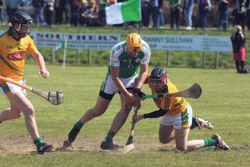 Shock defeat complicates London hurlers' Christy Ring campaign