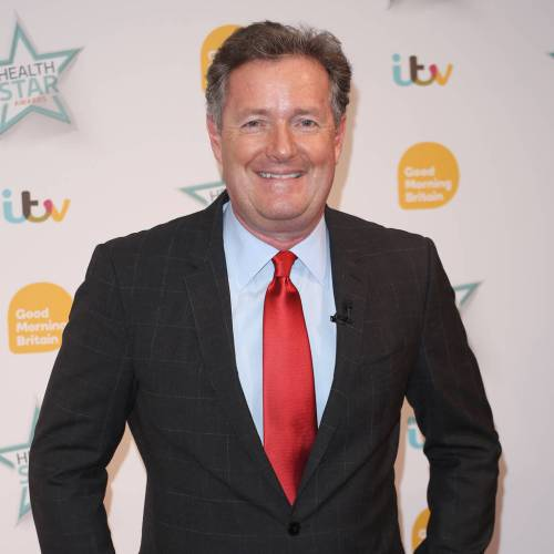 Piers Morgan eyeing up Corrie role