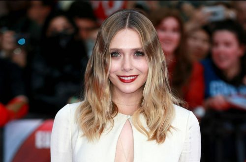 Elizabeth Olsen laughs off Chris Evans dating rumours