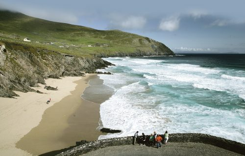 Irish tourism 'at risk after Brexit'