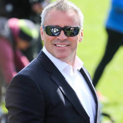 Matt LeBlanc Top Gear second series