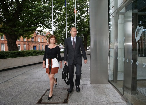 Anglo Irish bank executives jailed