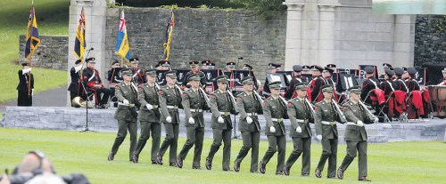 Ireland remembers Battle of the Somme