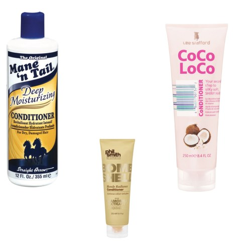 Tried tested conditioners