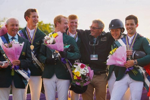 Young Ireland Riders Crowned Euro Champs