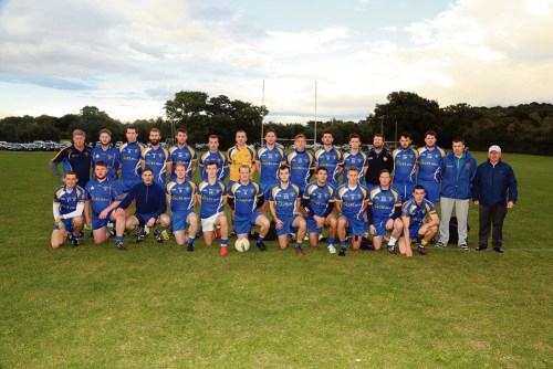 London GAA Tir Chonaill Gaels five wins