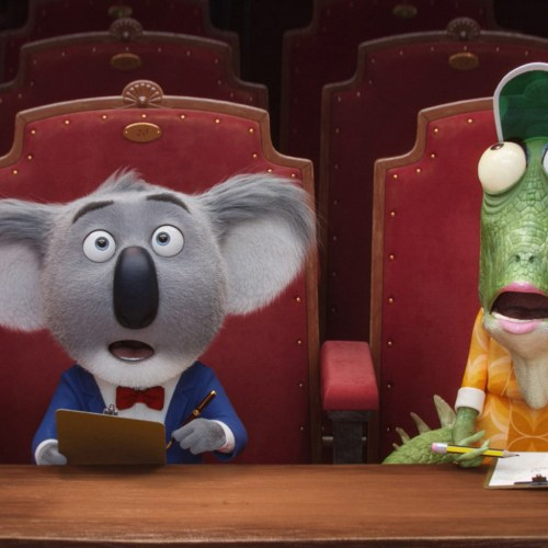 Film Review Sing