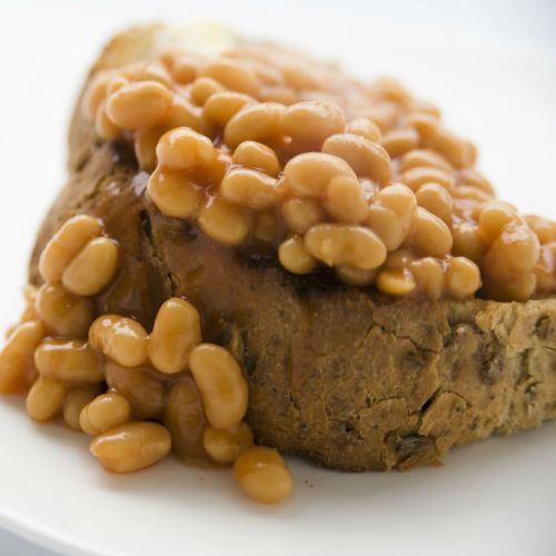 Beans bread rice combat gout pain