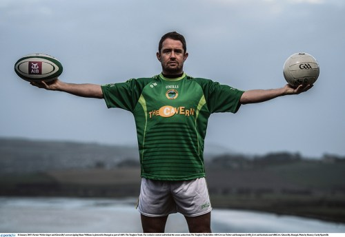 Michael Murphy Clermont rugby task