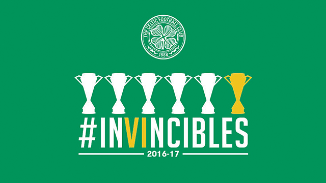 Celtic win Scottish Cup to clinch treble