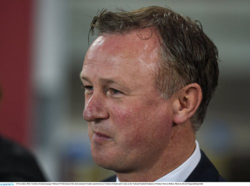 northern ireland michael o'neill praise World cup Azerbaijan