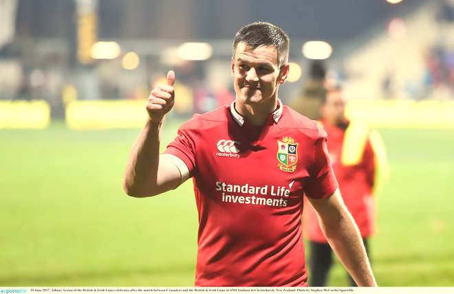 Sam Warburton: 'I could miss first British & Irish Lions Test'