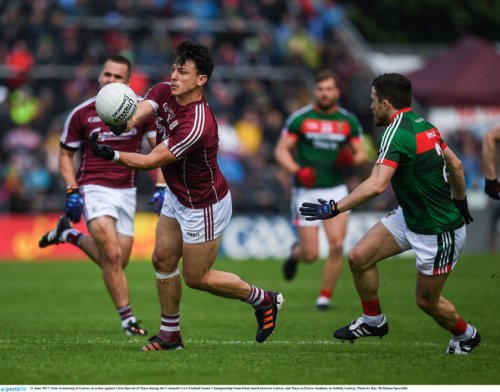 galway mayo connacht football championship semi final kevin walsh
