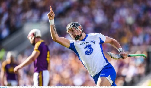 waterford wexford third consecutive semi final appearance