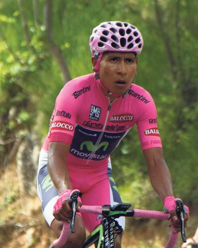 Giro d'Italia cycling World's Beautiful Bike Race Colin O'Brien