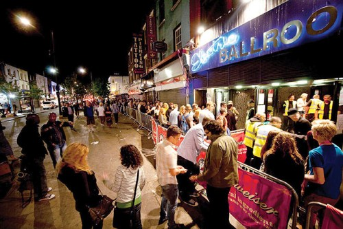 music venues business rates pressure Kate Fuller Electric Ballroom