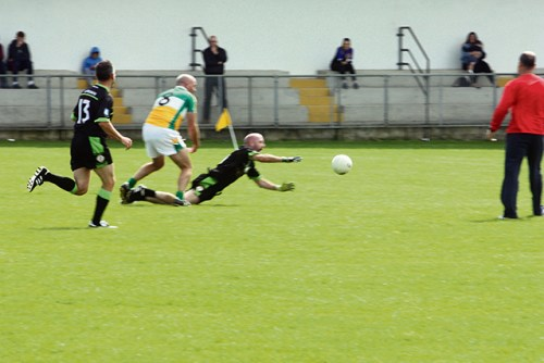 Masters Football Championship london offaly