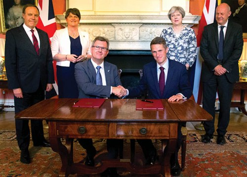 Mays 1point5bn cheque could bounceMays 1point5bn cheque could bounce