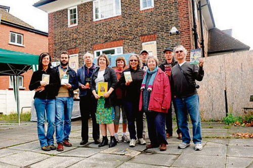 campaigners save Cricklewood Library