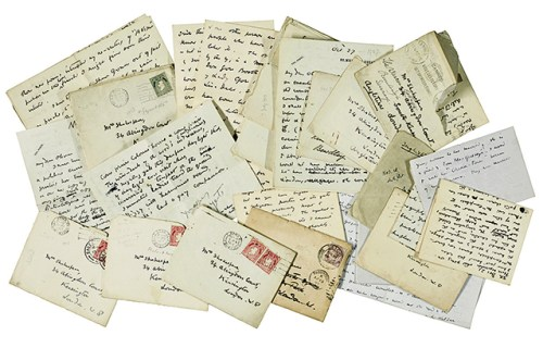 500K keep Yeats letters Ireland