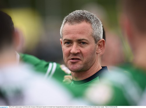 Deely welcomes Connacht Championship date move