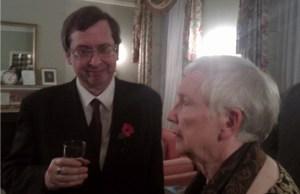 Jeffrey Richards & Frances Hughes