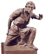 Henry Irving Statuette