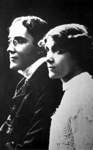 Laurence Irving & Mabel Hackney