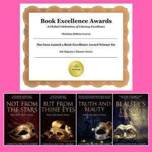 book excellence award winner