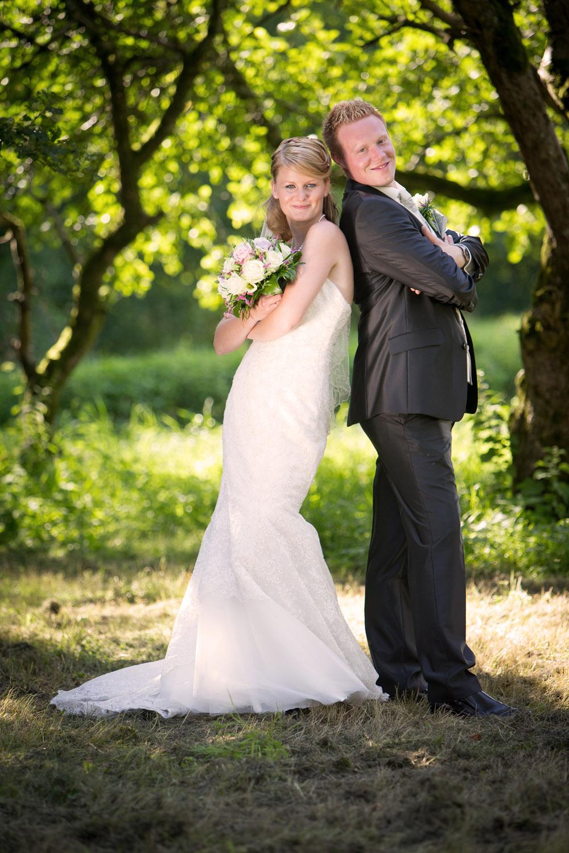Det er vigtigt at din bryllupsfotografering er sjov
